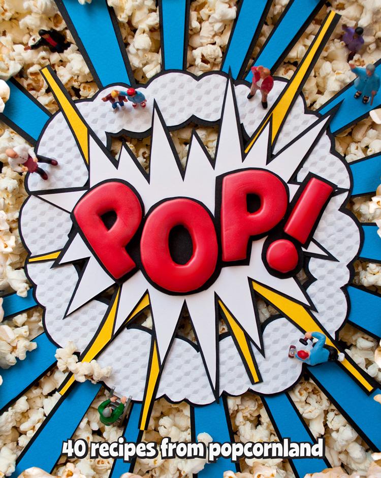 Pop! – Book Cover - Luke Lucas ...