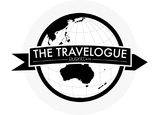 how to start a travelogue
